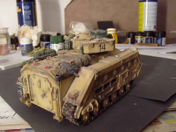 8eme Régiment d'Infanterie Mobile de Cadia. Fini310