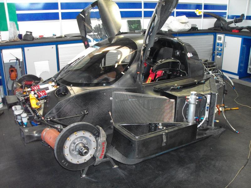 LOLA JUDD V8 LMP2  24 heures du Mans Photo_10