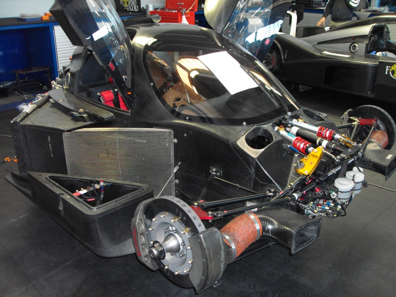 LOLA JUDD V8 LMP2  24 heures du Mans Photo_11