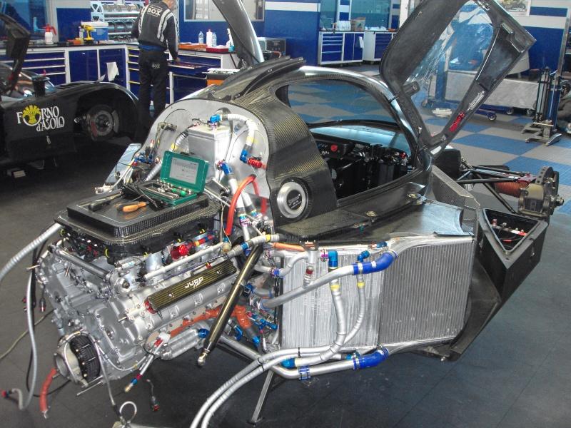 LOLA JUDD V8 LMP2  24 heures du Mans Photo_12