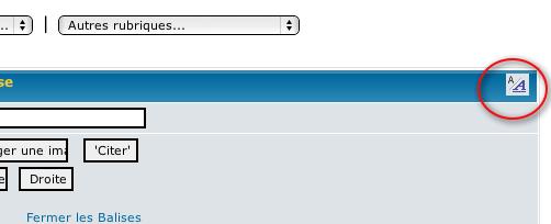 Probleme forum et Safari Bouton10
