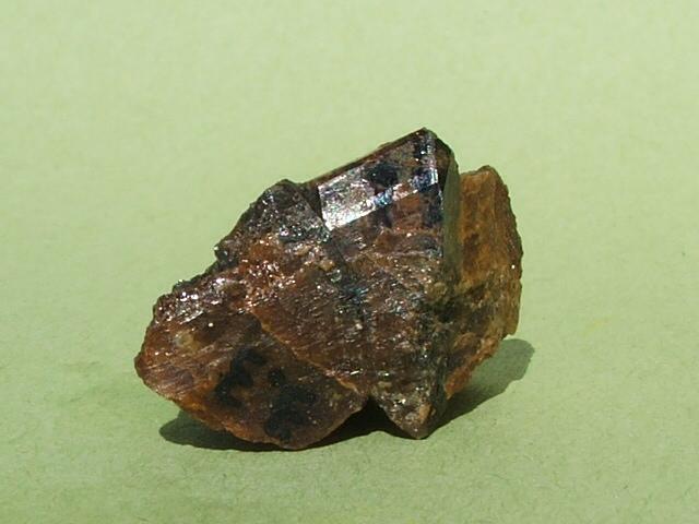 Cassitérite du Morbihan Cassit10
