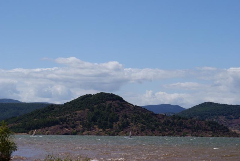 Le Lac du Salagou Dsc00111