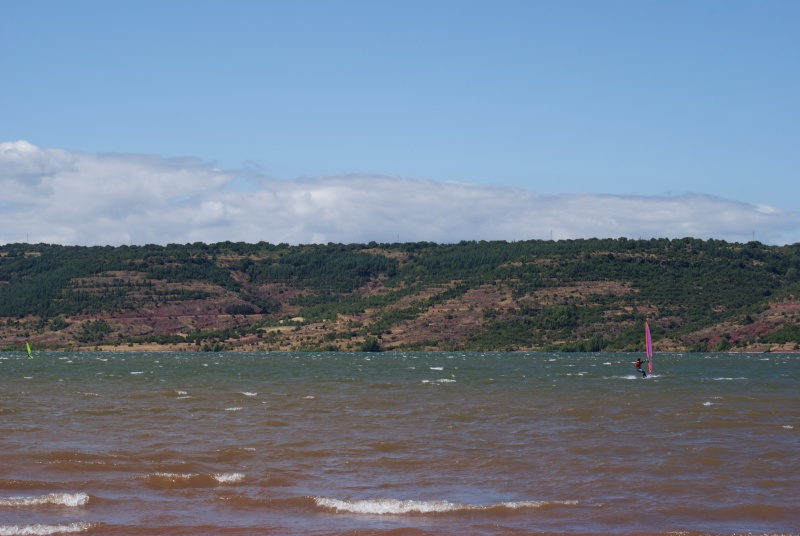 Le Lac du Salagou Dsc00112