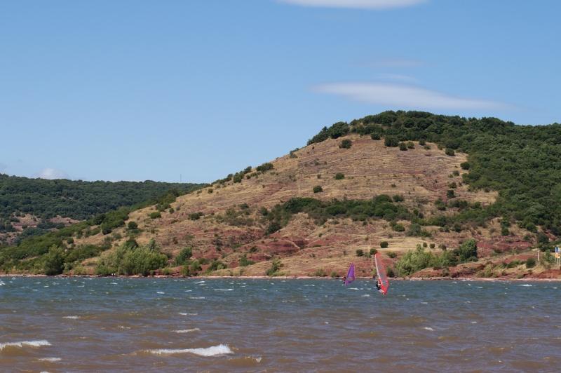 Le Lac du Salagou Dsc00113