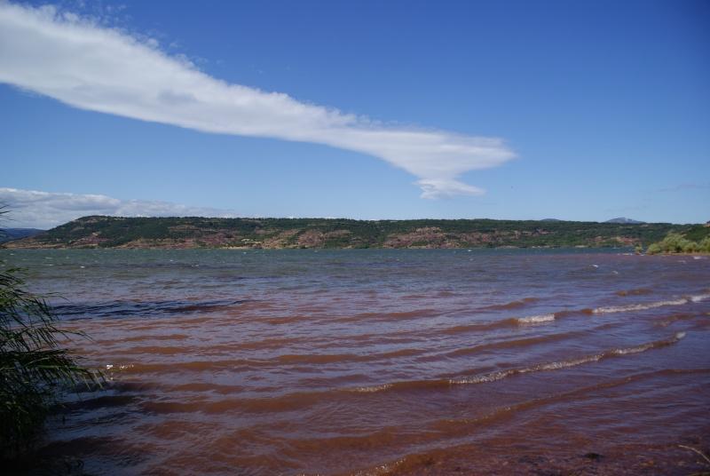 Le Lac du Salagou Dsc00115