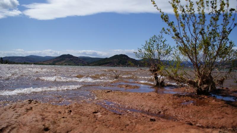Le Lac du Salagou Dsc00116