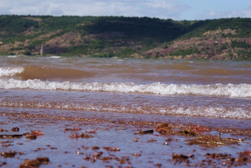 Le Lac du Salagou Dsc00119