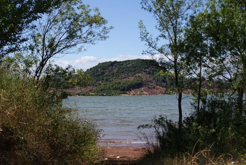Le Lac du Salagou Dsc00122