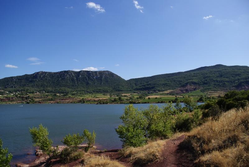 Le Lac du Salagou Dsc00212