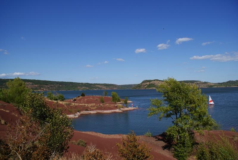 Le Lac du Salagou Dsc00213