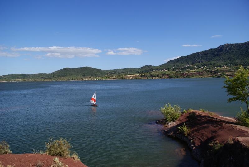 Le Lac du Salagou Dsc00215