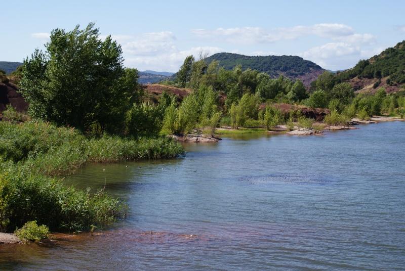 Le Lac du Salagou Dsc00218