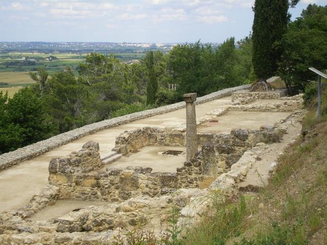 L'oppidum d'Ensérune Imgp3234