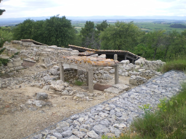 L'oppidum d'Ensérune Imgp3239