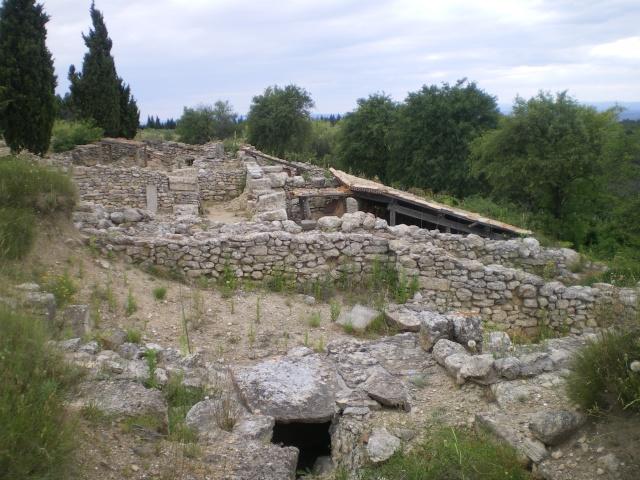 L'oppidum d'Ensérune Imgp3240