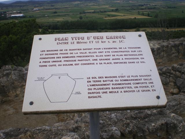 L'oppidum d'Ensérune Imgp3244
