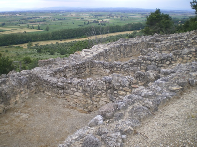 L'oppidum d'Ensérune Imgp3245