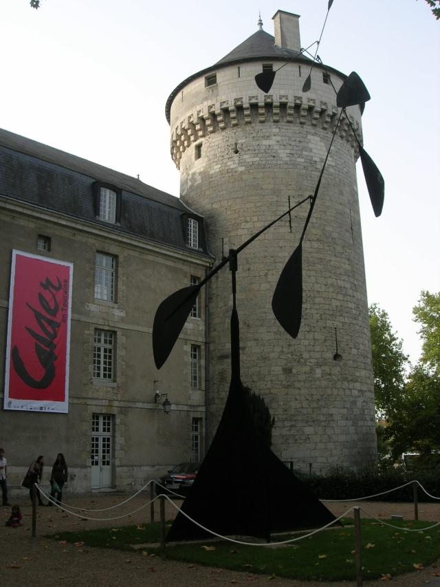 EXPOSITION CALDER, LES ANNEES PARISIENNES AU CENTRE POMPIDOU Dscn3911