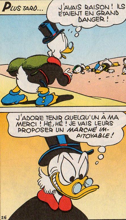 Mickey Parade Géant Hors-série 8 - Page 2 Picsou10
