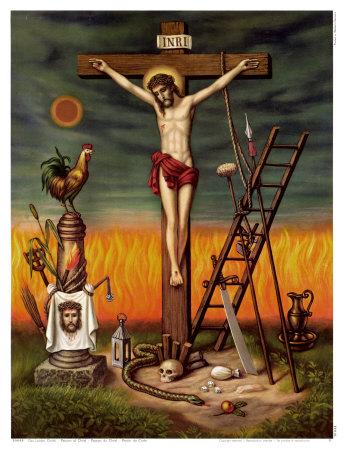 تعرف على اهم احداث صلب السيد المسيح من خلال صورة C74a7c10