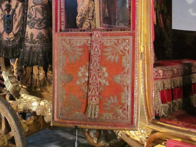 Enfin !   Réouverture de la Galerie des Carrosses à Versailles Img_4711