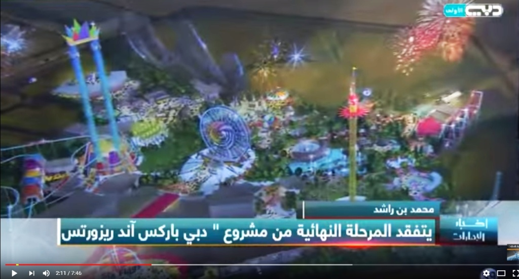 [ÉAU] Dubai Parks & Resorts : motiongate, Bollywood Parks, Legoland (2016) et Six Flags (2019) - Page 2 Sixfla11
