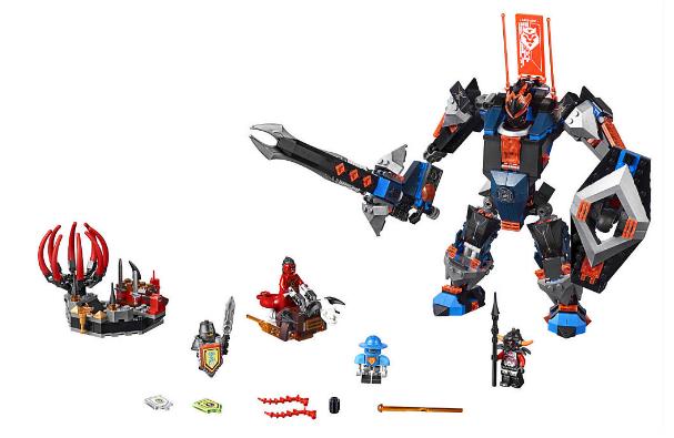 [LEGO] Nexo Knight - Page 2 Llfvls10