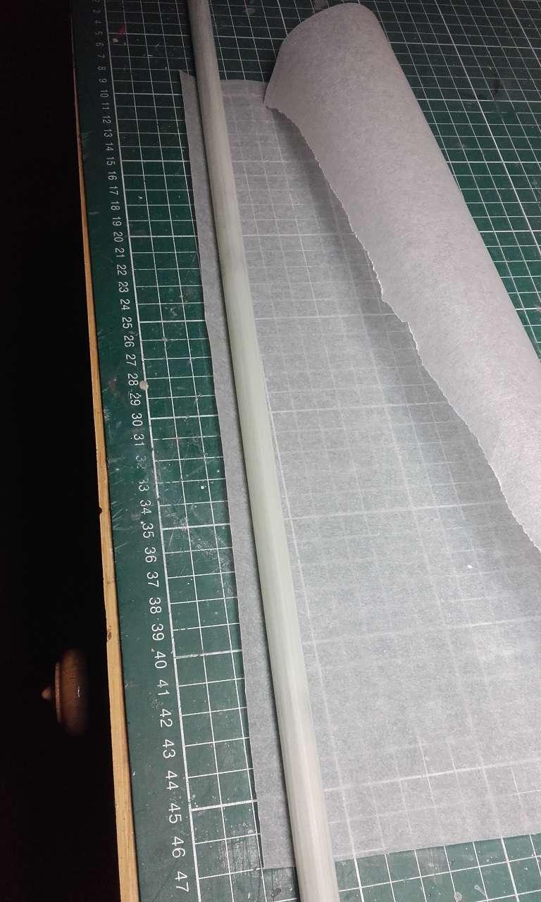 Fourreau de clé d'aile en fibre de verre  20160510
