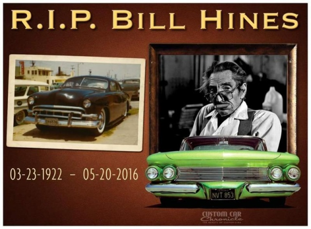 RIP BILL HINES 13240010