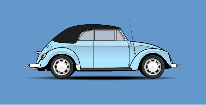 VW Coccinellle Cabriolet '69 - 1500 - Page 3 Captur10