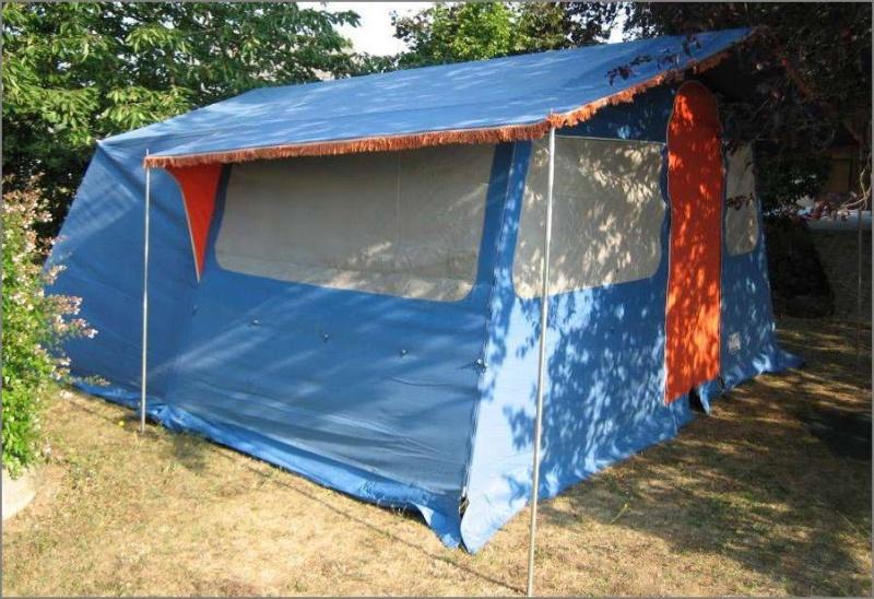 Bon rapport qualité/prix Tente et équipement Marech10