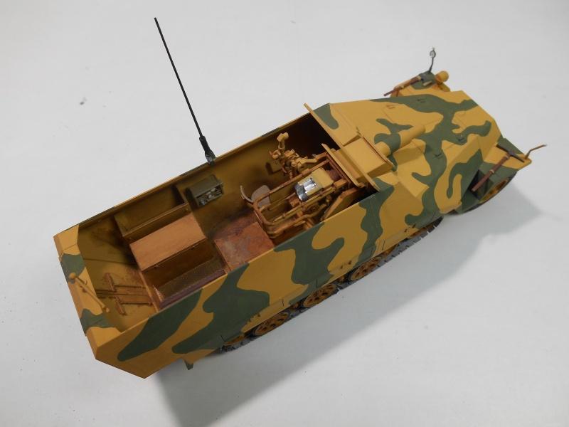 Sd.Kfz.251/9 Ausf.D KANONENWAGEN - Tamiya 1/35e 2-sd_k10