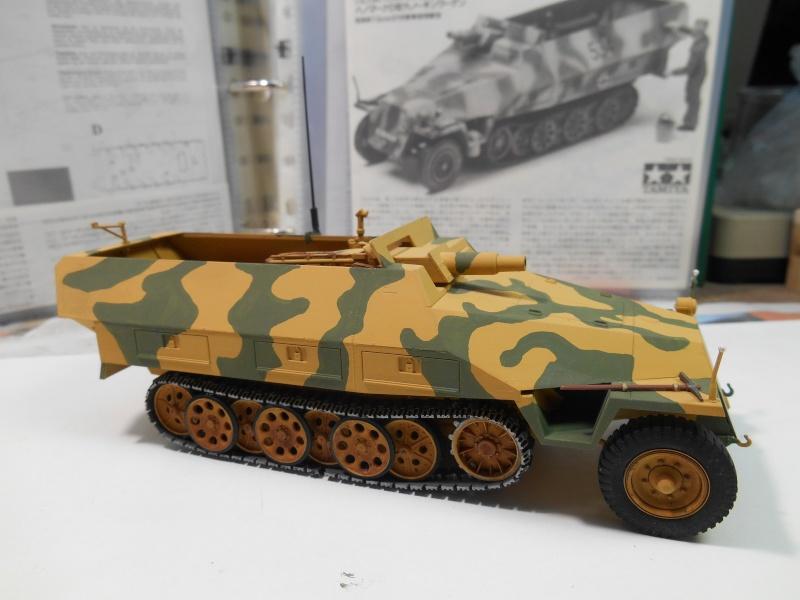 Sd.Kfz.251/9 Ausf.D KANONENWAGEN - Tamiya 1/35e 3-sd_k10