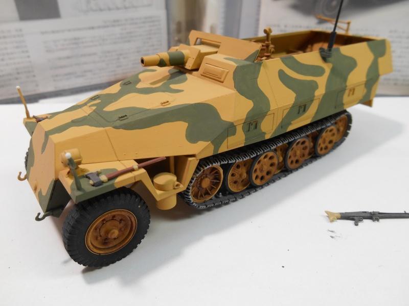 Sd.Kfz.251/9 Ausf.D KANONENWAGEN - Tamiya 1/35e 4-sd_k10