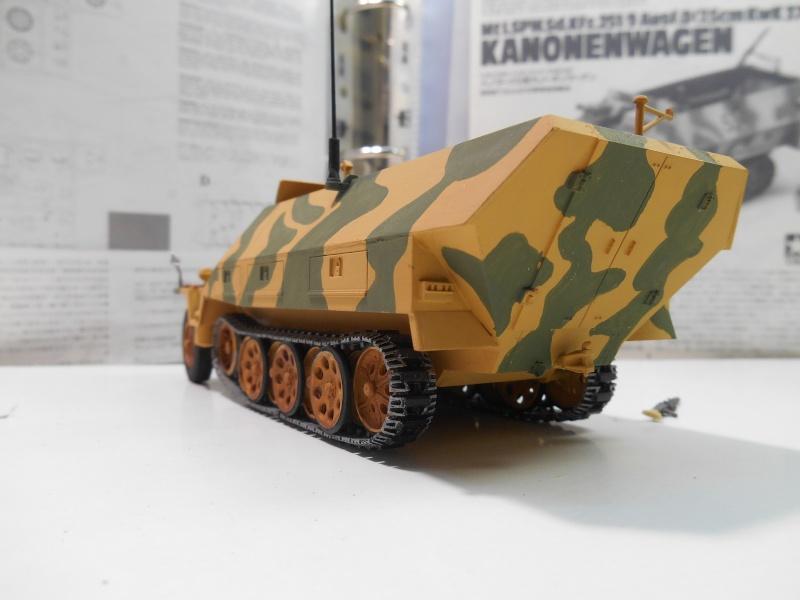 Sd.Kfz.251/9 Ausf.D KANONENWAGEN - Tamiya 1/35e 6-sd_k10