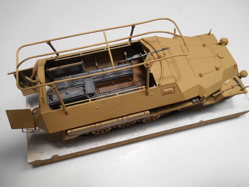 Sd.Kfz.251/3 Ausf.C -  AFV 1/35e - Mittlere Funkpanzerwagen - Page 5 Sd_kfz76