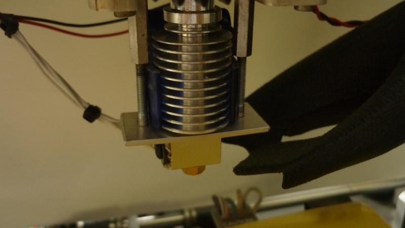 Changement filament tube teflon cassé P1050610