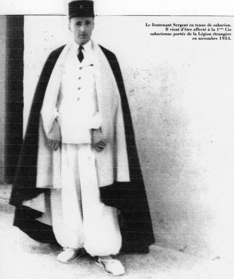 SERGENT Pierre capitaine - Historien de la guerre d'Algérie - De la Résistance à l'Indo, de l'Indo à l'Algérie- Non, je ne regrette rien... Img02310
