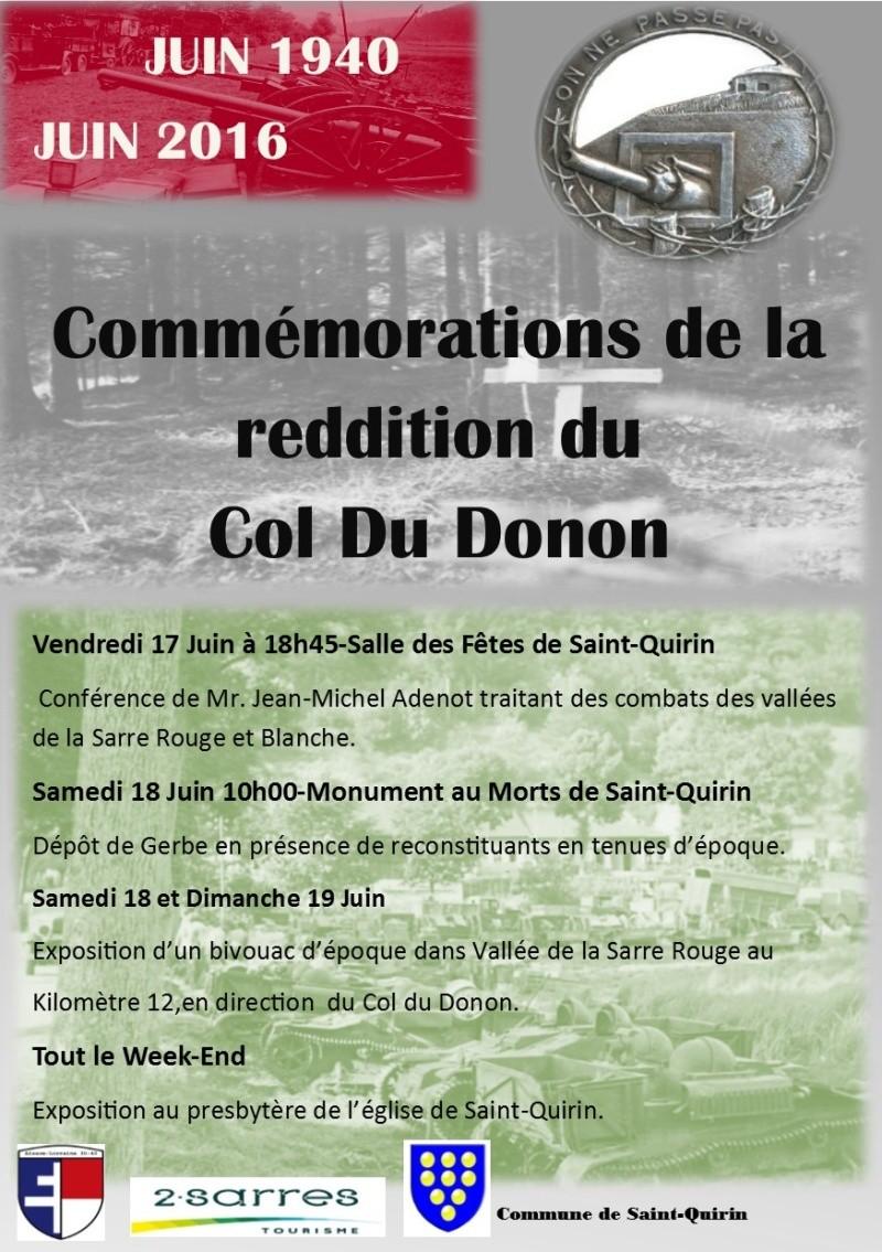 Marche historique sur le Donon, week-end du 18 juin Affich10