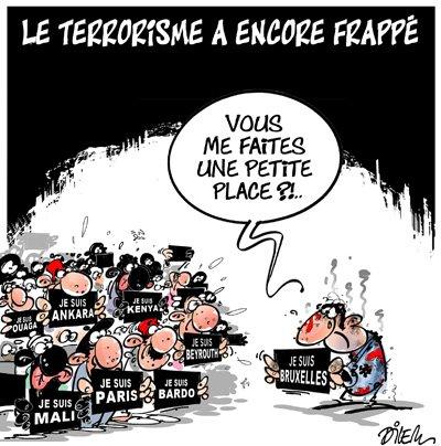 BRUXELLES: nouvelle tuerie islamiste dans une ville européenne colonisée Alidil10