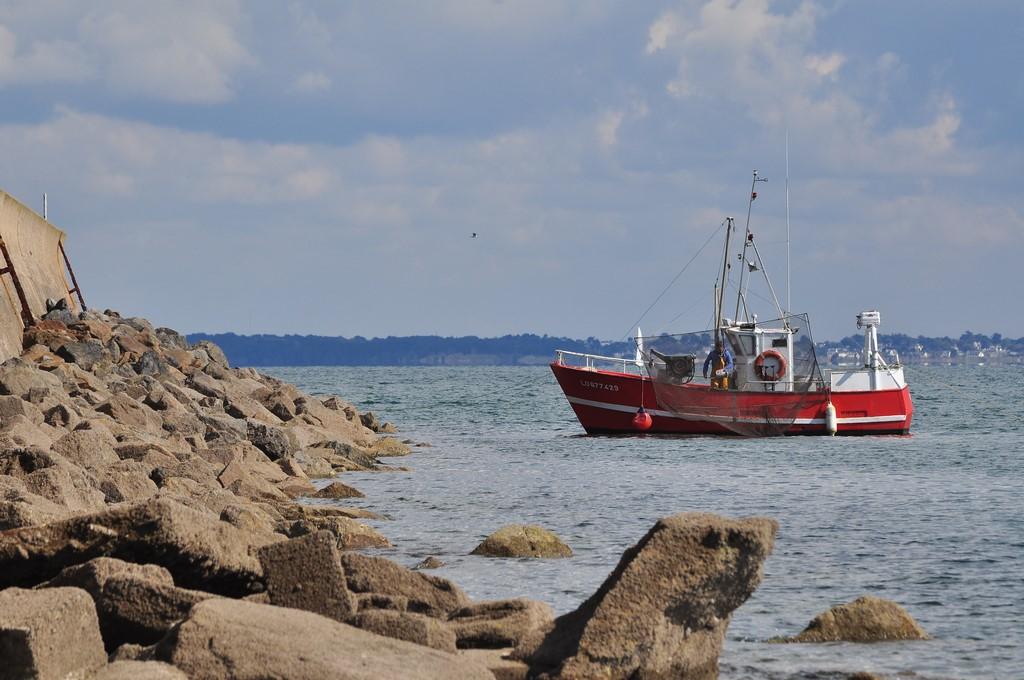 Pêche petit bâteau côtier Ayrodr20
