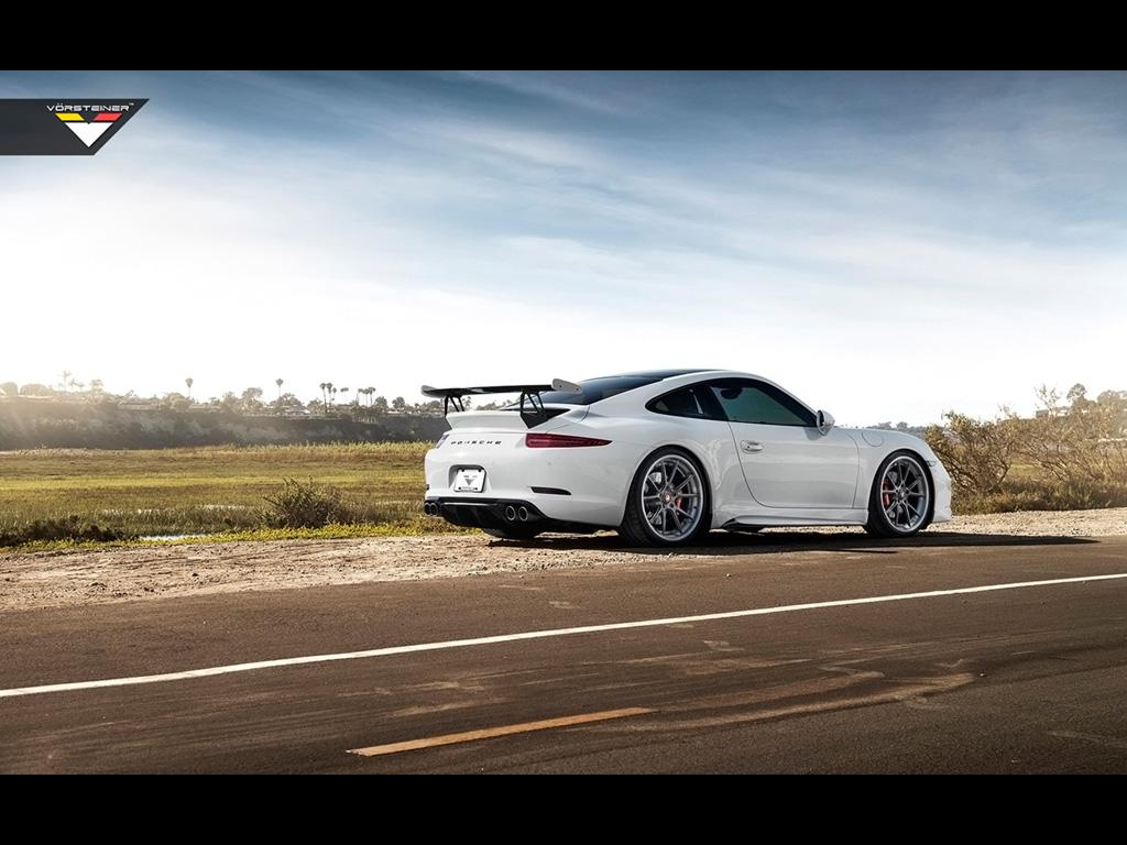 Vorsteiner Porsche 911 Carrera S V-GT Aero 2015-v12