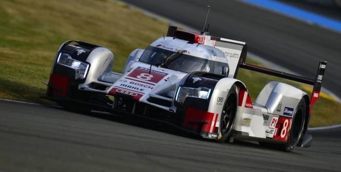 Six Heures de Spa: Audi, Toyota et Porsche préparent Le Mans 2128310
