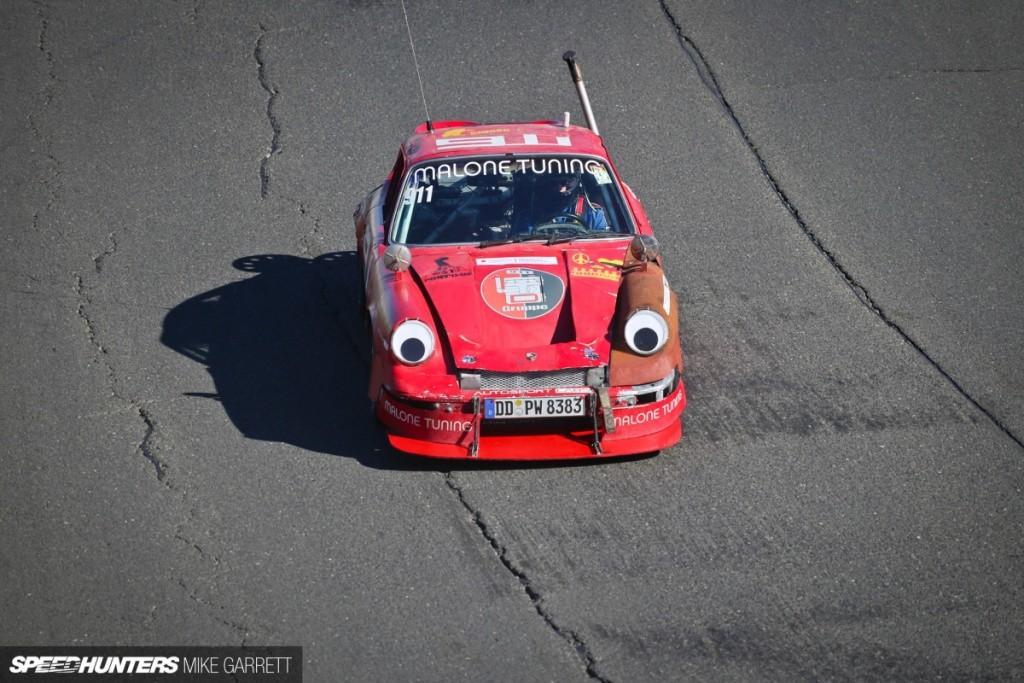 The Zombie Diesel Porsche 911 24h-of10