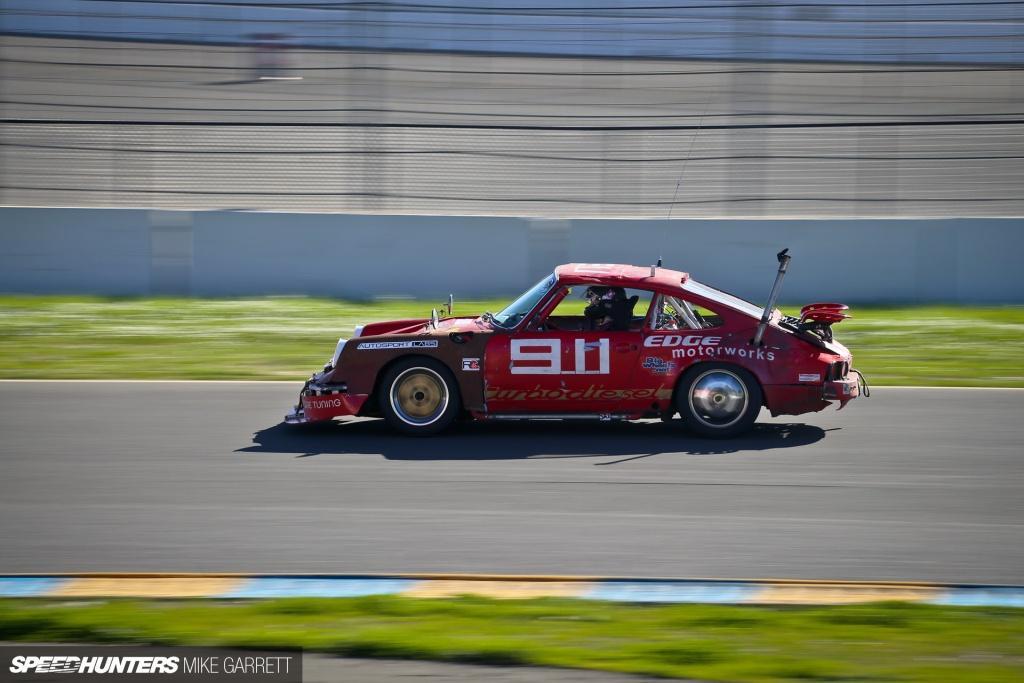 The Zombie Diesel Porsche 911 24h-of11