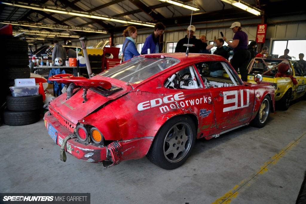 The Zombie Diesel Porsche 911 24h-of13