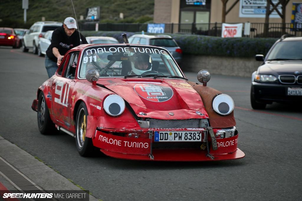 The Zombie Diesel Porsche 911 24h-of14