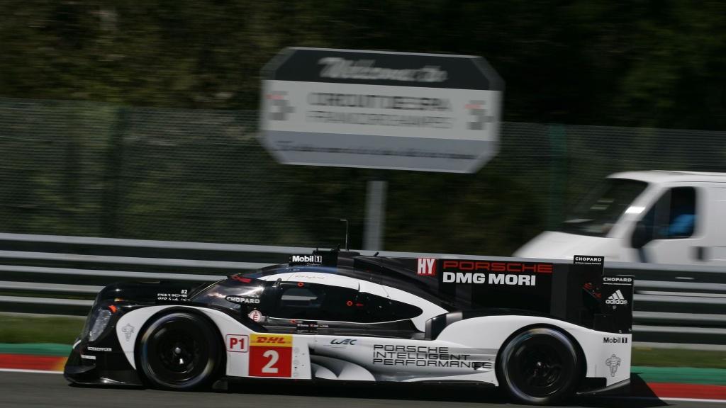 Six Heures de Spa: Audi, Toyota et Porsche préparent Le Mans La-por10