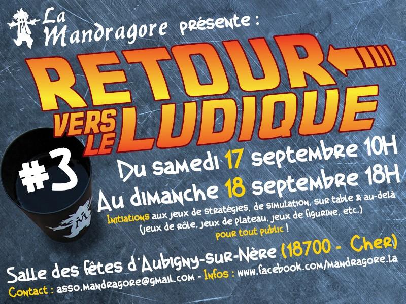"""Convention """"Retour vers le ludique #3"""" - 17/18 Septembre 2016 {Aubigny sur nère (18)} Rvl20110"""